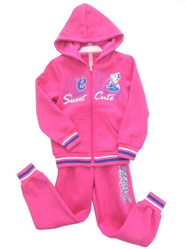 Leisure Fashion Cotton Sweatshirt Hoodies in Children Clothes for Sport Suits Swg-123