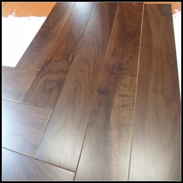 Engineered American Black Walnut Wood Floor
