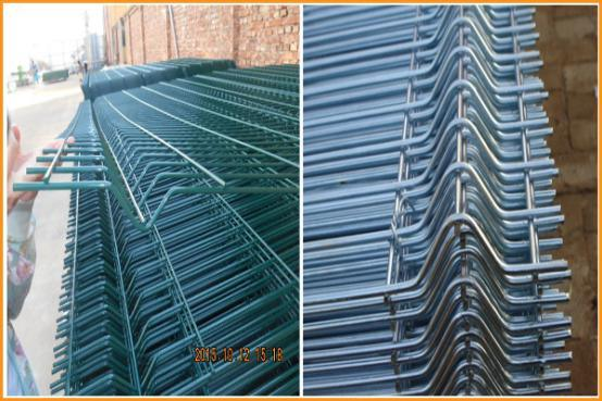 Cheap PVC Coated Welded Wire Mesh Fence for Sale