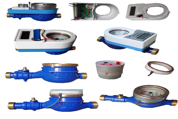 High Accuracy Battery Power Industrial Water Flow Meter Digital Water Kent Flow Meter