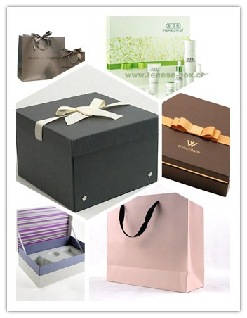 MDF Custom Paper Carton Packaging Gift Box