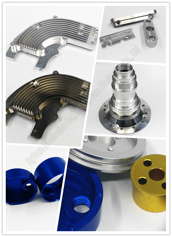 China Supplier CNC Precision Machined Machining Machinery Auto Spare Valve Parts