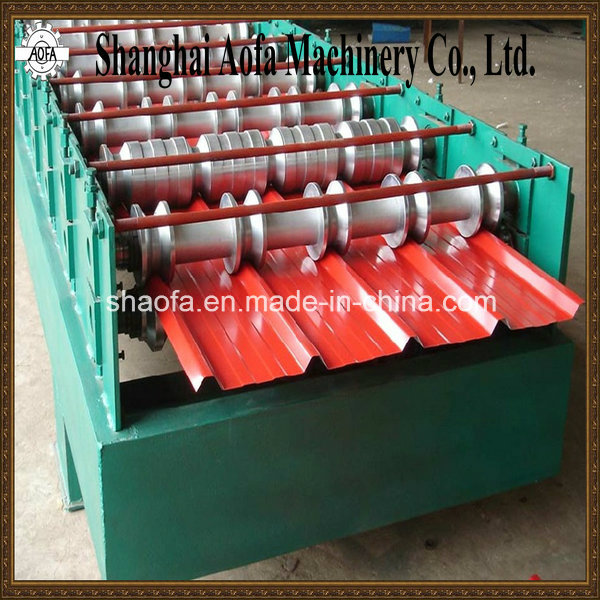 Wall and Roof Panel Roll Forming Machine (AF-R900)