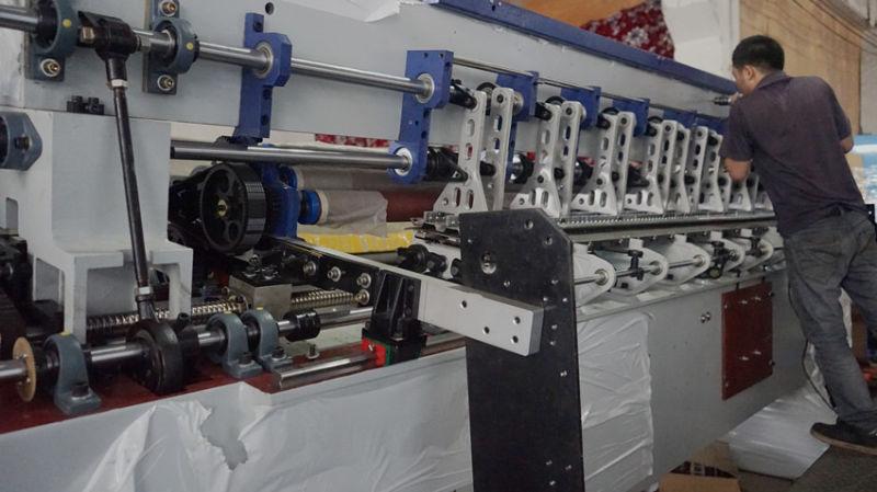 2015 High Speed Mattress Quilting Machine, Computerized Chain Stitch Quilting Machine