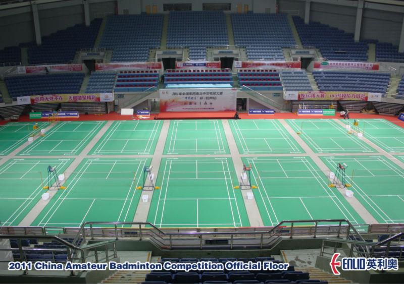 Badminton Flooring