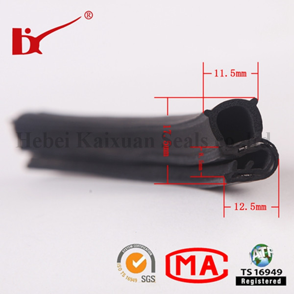 Auto Parts Durable Rubber Protective Strips