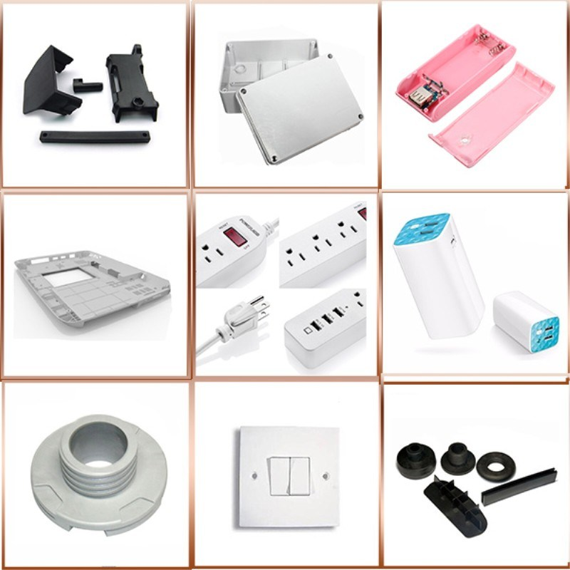 Custom Injection Moulded for Plastic Nylon Parts