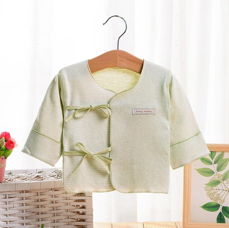Colored Cotton Infant Apparel