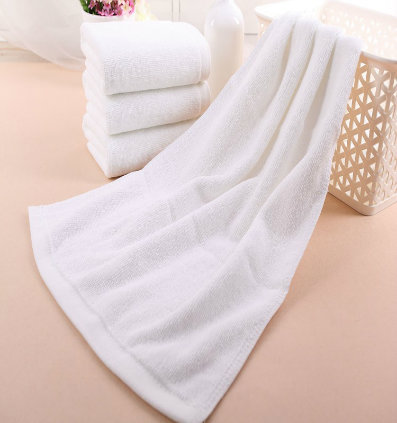 Hotel Towel, 100% Cotton 16s/1, 21s/2, 32s/1, Plain, Jacquard, Dobby Border, Embroidery