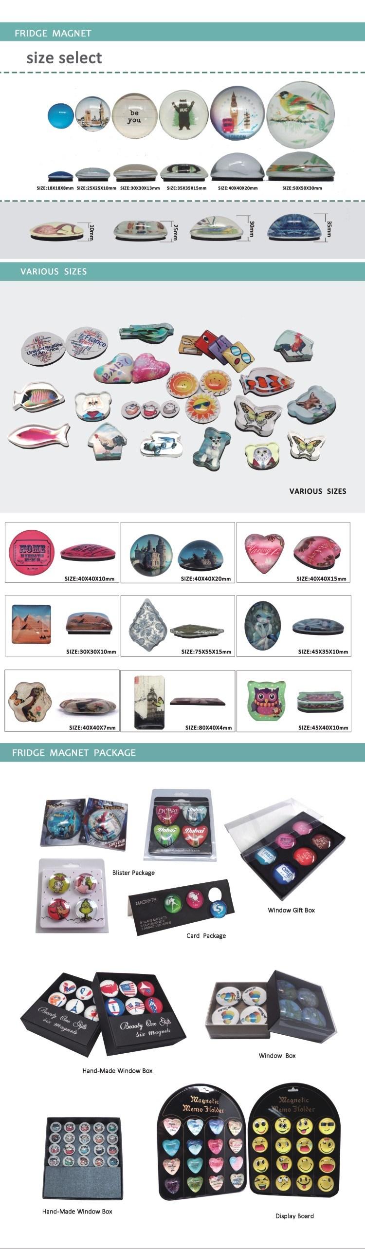 Wholesale Creative Souvenir Refrigerator Magnet FM-1023