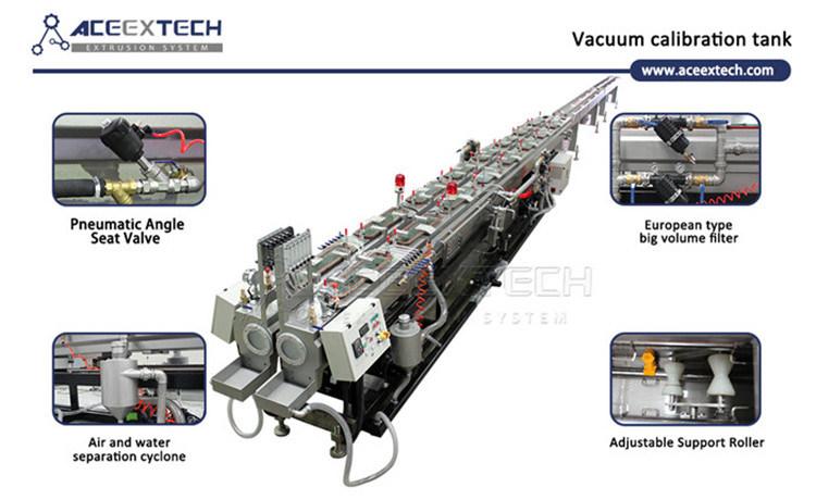 Plastic Extruder Machine for PVC Pipe
