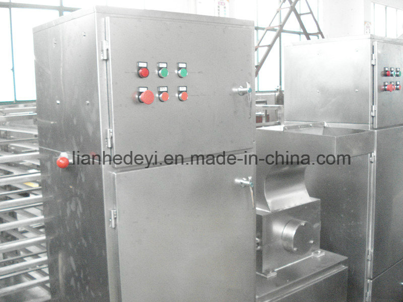 Csj-X-600 Dust Collecting Coarse Crusher Mill