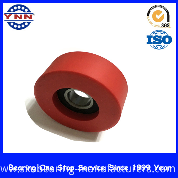 Professional Custom Plastic Pulley Roller Bearing Pulley Wheels