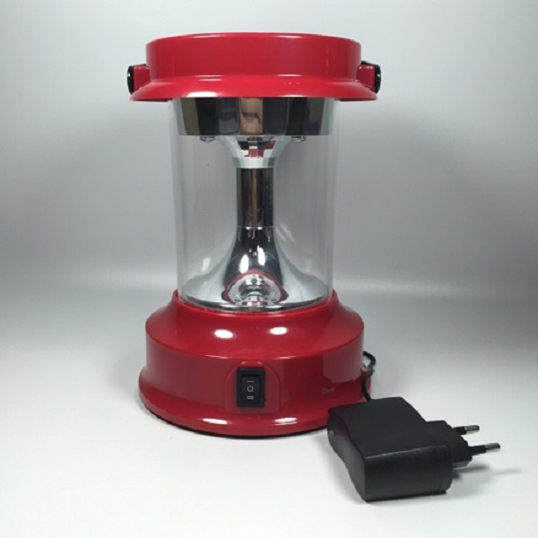 Outdoor Emergency Portable Solar LED Lantern for Camping
