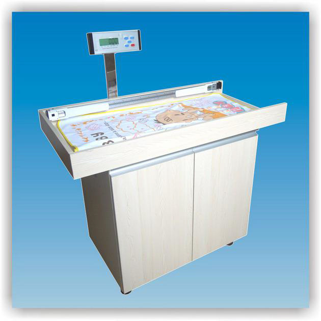 Medical Equipment Infant Table Electronic Scales