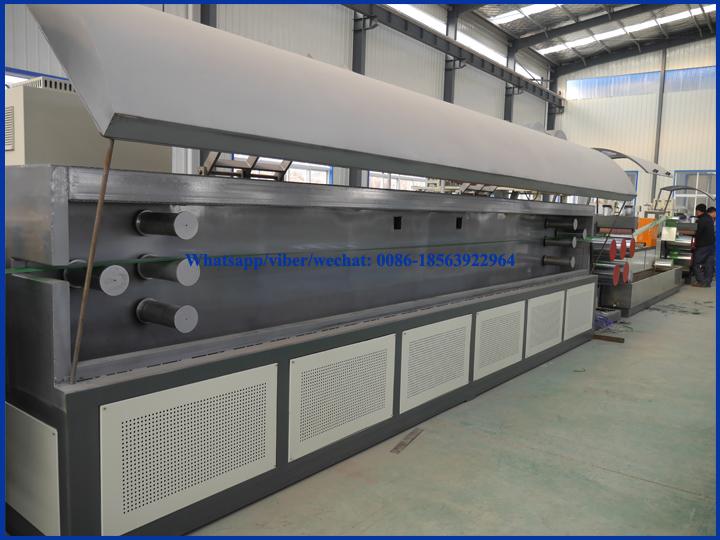 Pet Eight-Output Strap Production Line