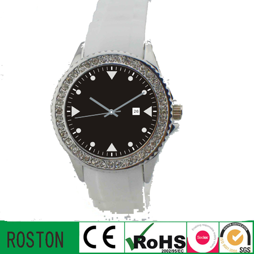 Japan Movement Water Resistant Advertising Watch