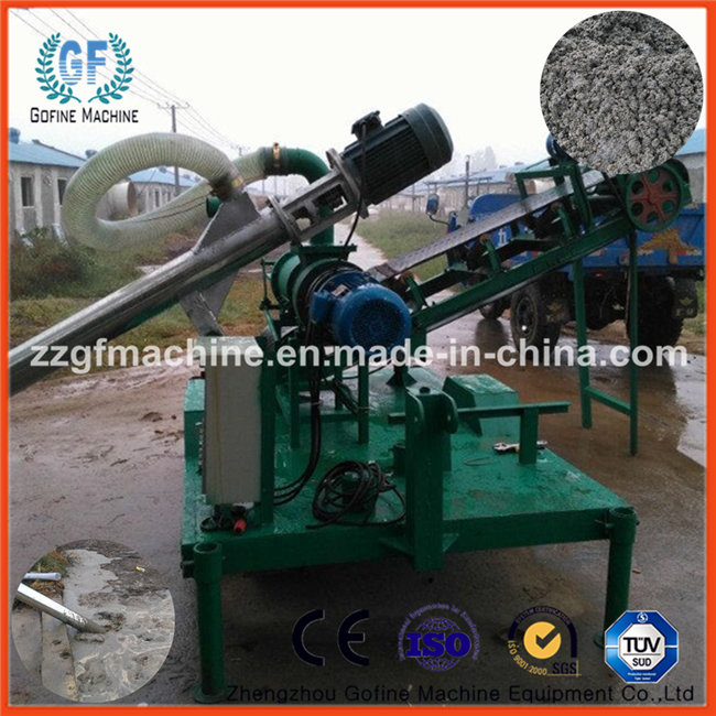 Duck Manure Screw Extrusion Separator