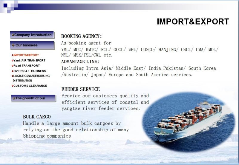Sea Freight From Qingdao to Davao