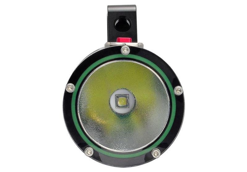 Archon 100meters Scuba Diving Equipment LED Flashlight Wg96