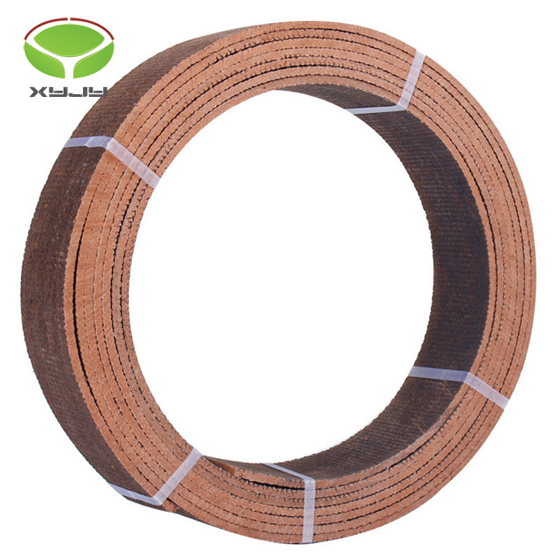 100%Tested Best Friction Roll Brake Lining with Woven Resin