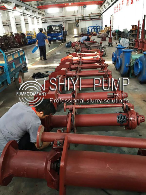 China High Efficient Heavy Duty Sump Pump
