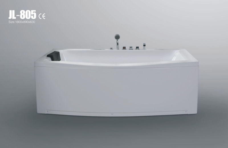 2016 Modern Design Massage Whirlpool Bathtub (JL805)