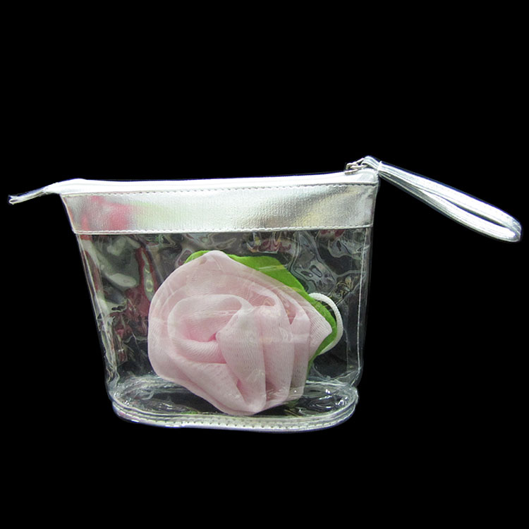 Fashion PVC Makeup Travel Gift Toiletry Cosmetic Bag