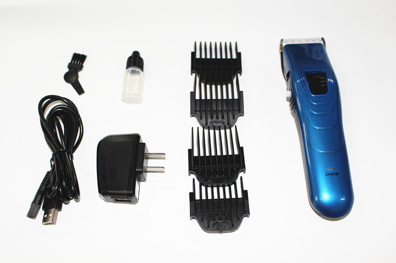 Professional Solar Charge Rechargeable Hair Clipper
