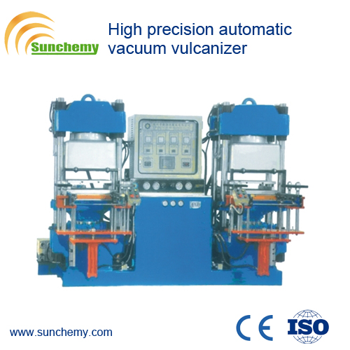 Top Qualified Rubber High Precision Automatic Vacuum Press