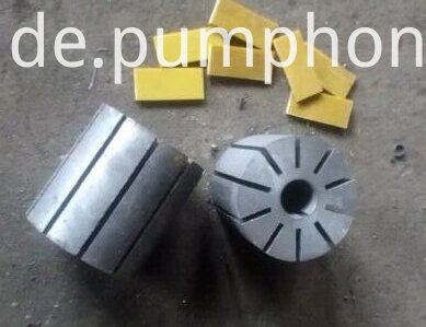 Sliding Vane Oil Pump