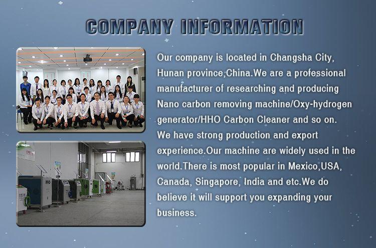 Car Engine Carbon Clean Equipment