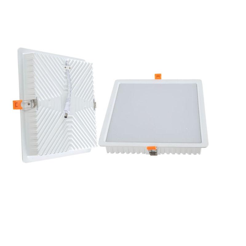 Supplier Slim Square 7W/15W/24W/32W 48W SMD 2835 LED Downlight