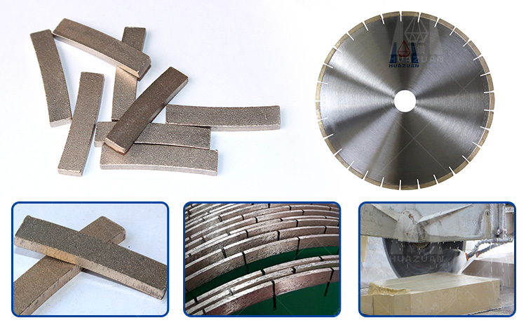 400mm Diamond Stone Saw for Marble