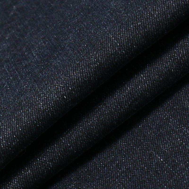 Novelty Cotton Viscose Spandex Denim Fabric