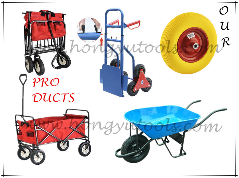 China Supplier Wheel Barrow Wb6027 with High Quality