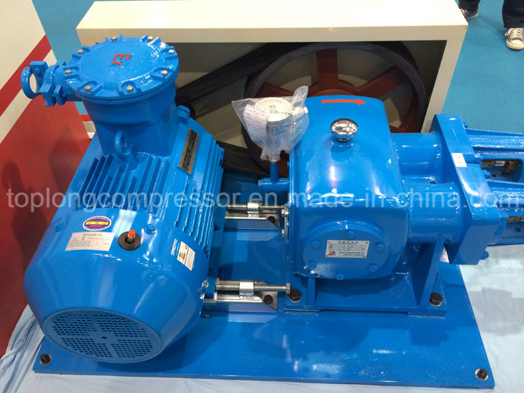 Cryogenic Liquid CO2 Cylinder Filling Pump (Snsb300-900/100)