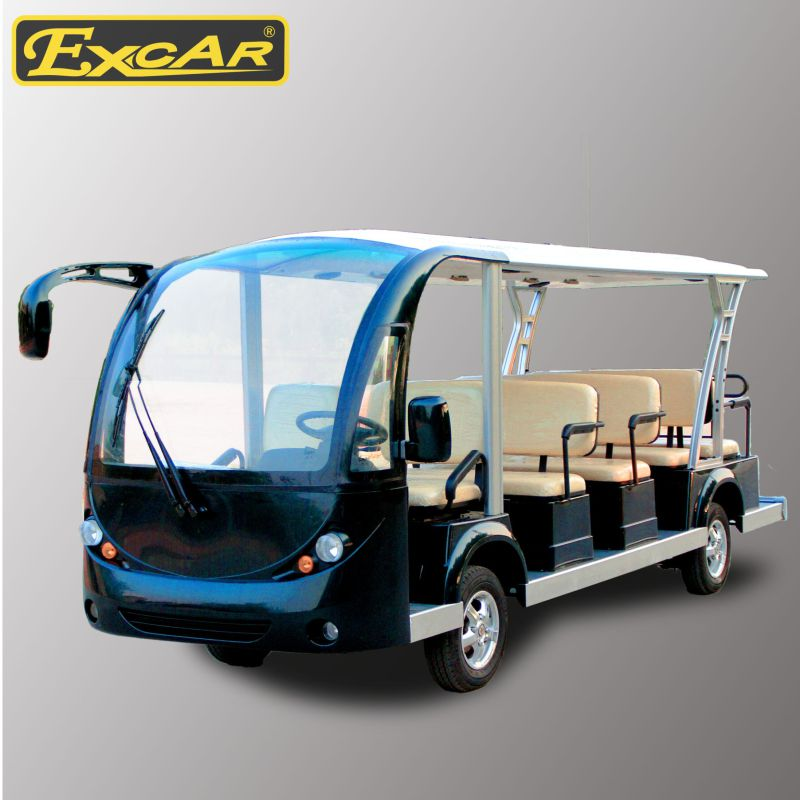 Ce Certificate 14 Seater Electric Sightseeing Bus
