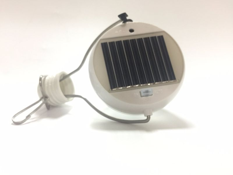 9W Outdoor Emergency Portable Solar LED Light for Outdoor Camping
