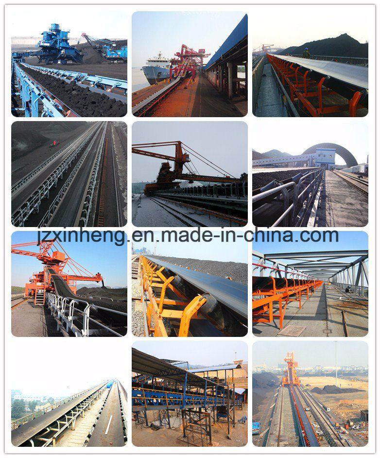 Belt Conveyor for Coal Mine Transportation