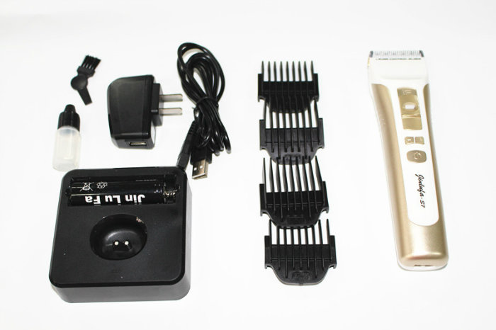 Hot Sale Hair Clipper Electric Hair Cutting Trimmer Clipper