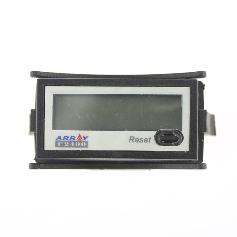 C2400 8-Digit High Resolution LCD Ce Approved Top Sale Multifunction Counter
