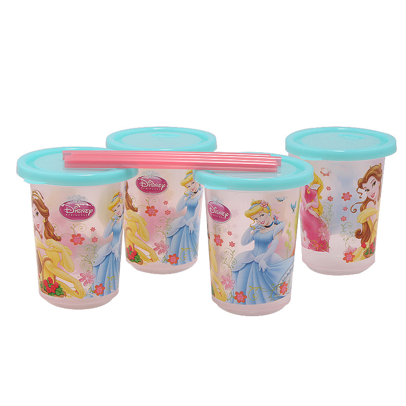 Disposable Colored Promotional Plastic Cups
