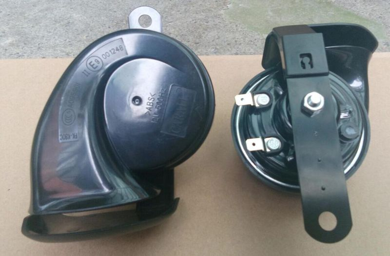 Super Waterproof Car Horn Motorcycle Musical Horn Compact Snail Horn Fk-K80ca