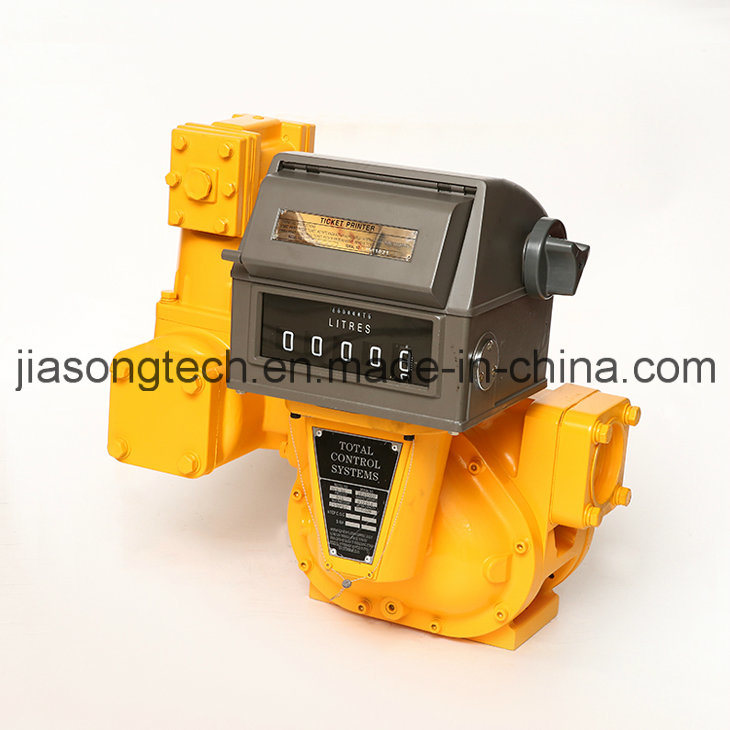 Pd Flow Meter with Mechanical Printer