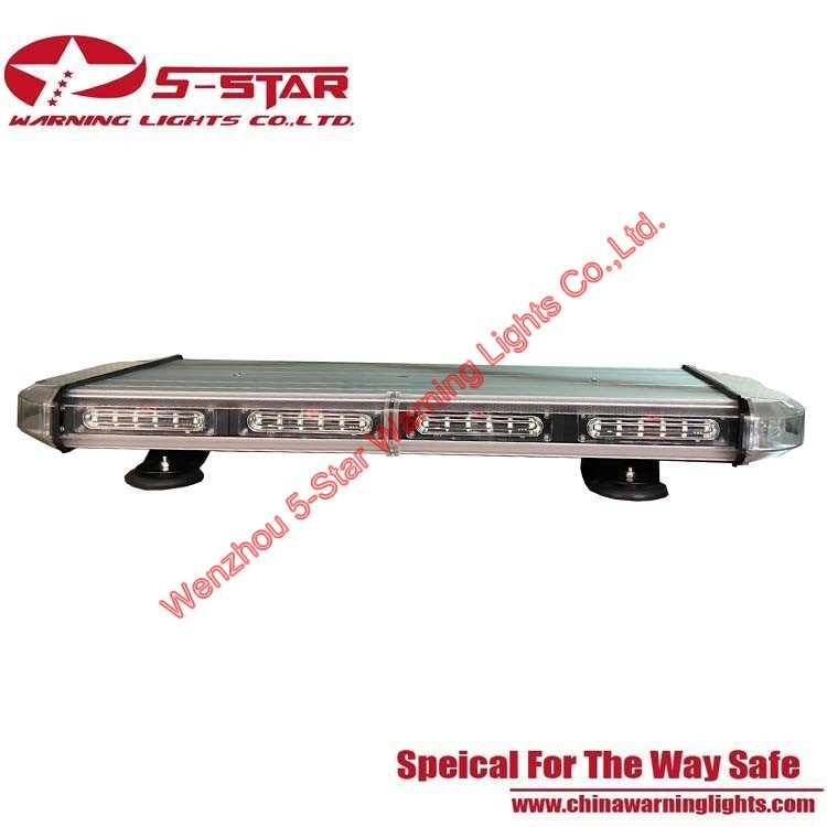 12V ECE R65 Police Firefighting Truck Recovery LED Light Bar/ Police Warning Lightbar