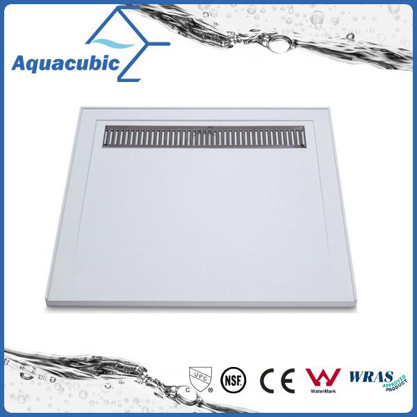 Sanitary Ware Australia Bathroom SMC Material Made Shower Tray (ASMC9090-3L)
