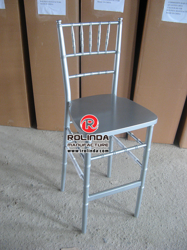 Wholesales Chaivari Bar Stool with Cushion in Different Color