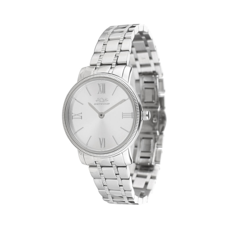 2017 Badatong Full Stainless Steel Quartz Watch, Lady Watch, OEM