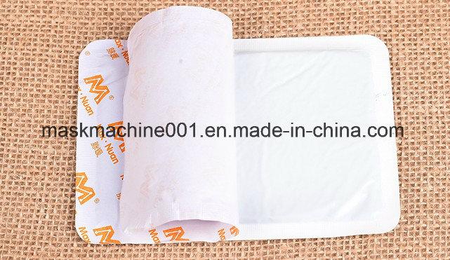 Automatic Baby Warm Pad Making Machine